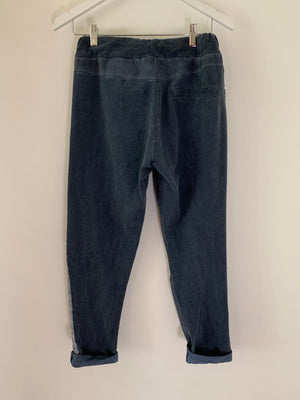 Comfy Washed Blue Joggers