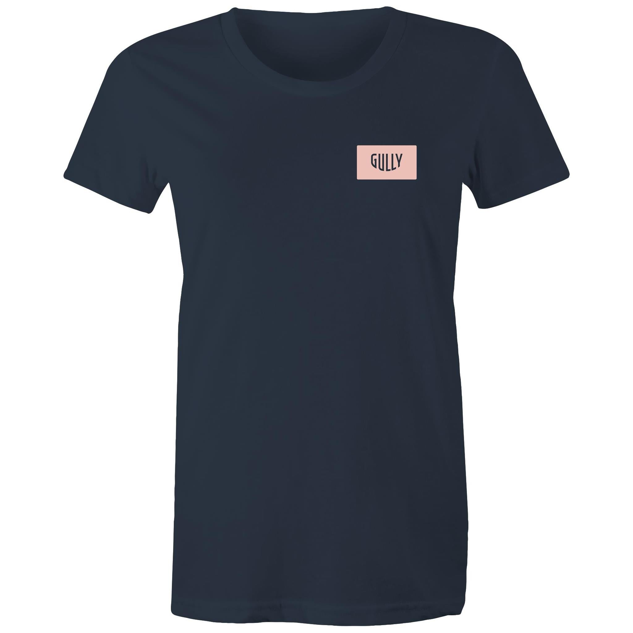 Gully Womens Crew Tee