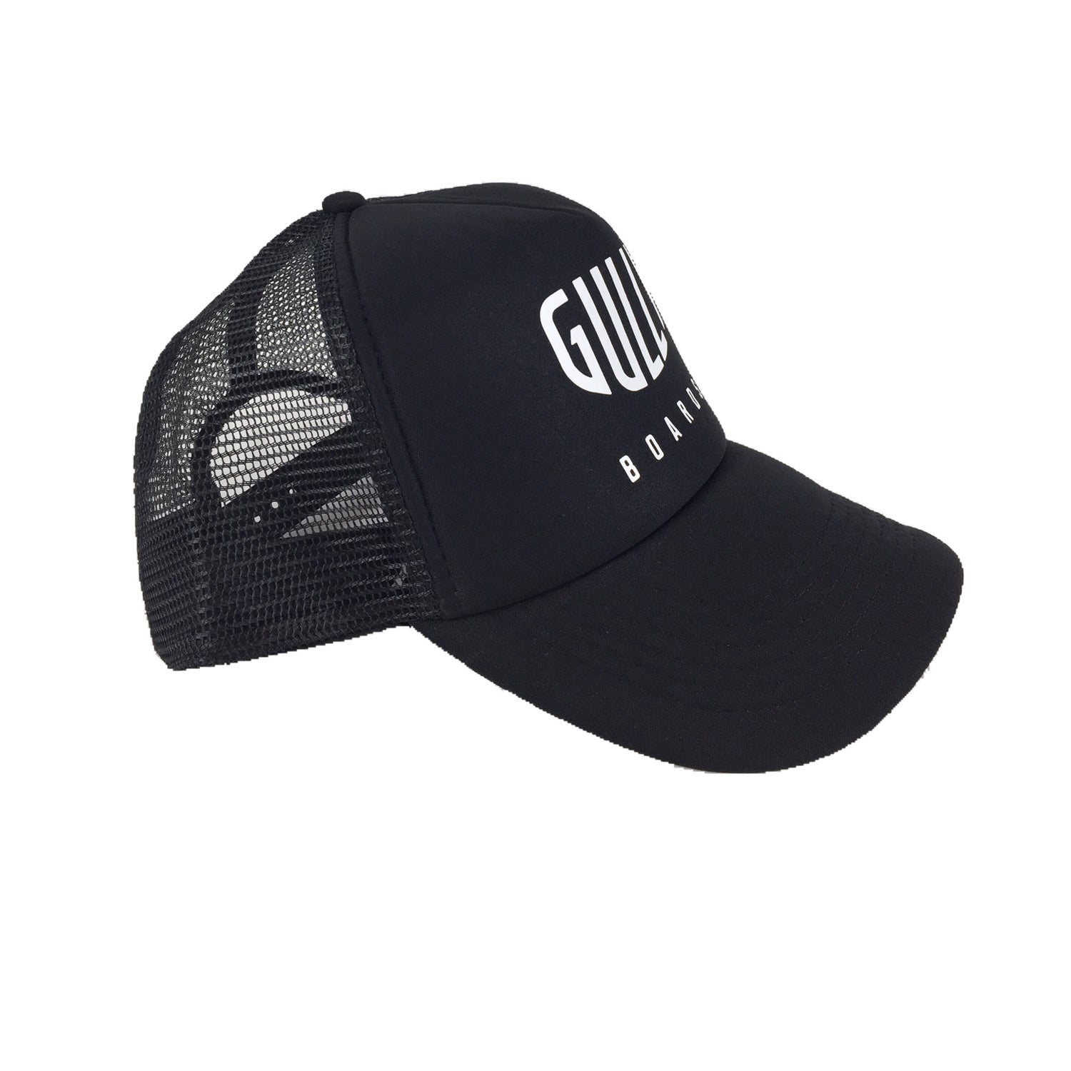 The Gully Trucker - Black