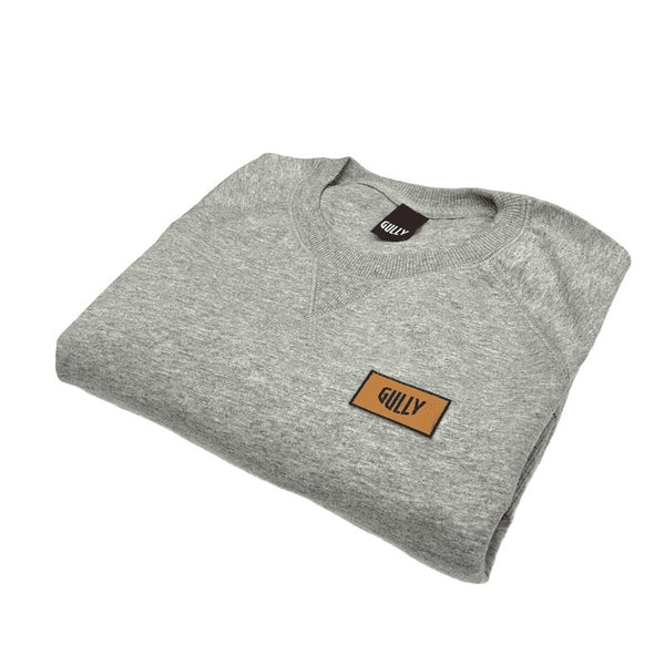 Gully patch pullover