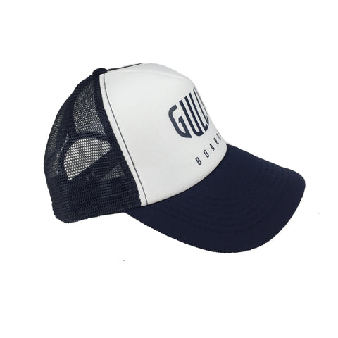 The Gully Trucker - Navy/ White