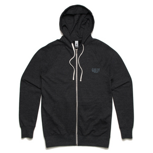 Gully Stealth Zip-up Hoodie (Limited edition)