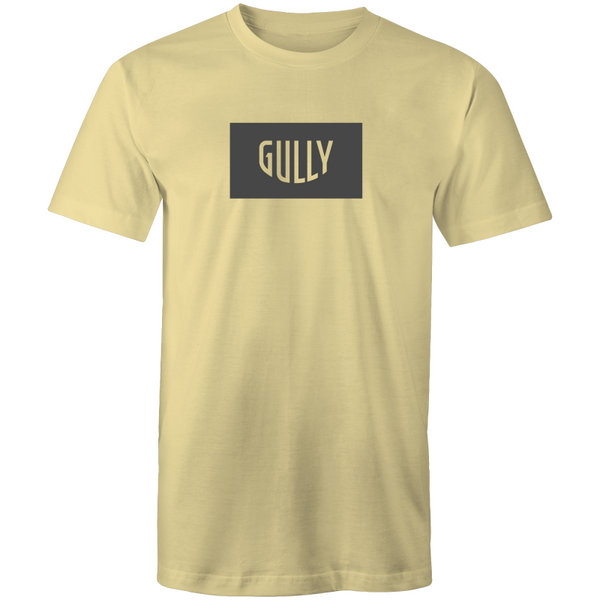 Mens Gully Cut Out Tee