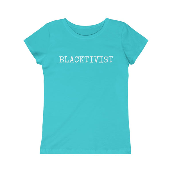 Blacktivist Girls Princess Tee