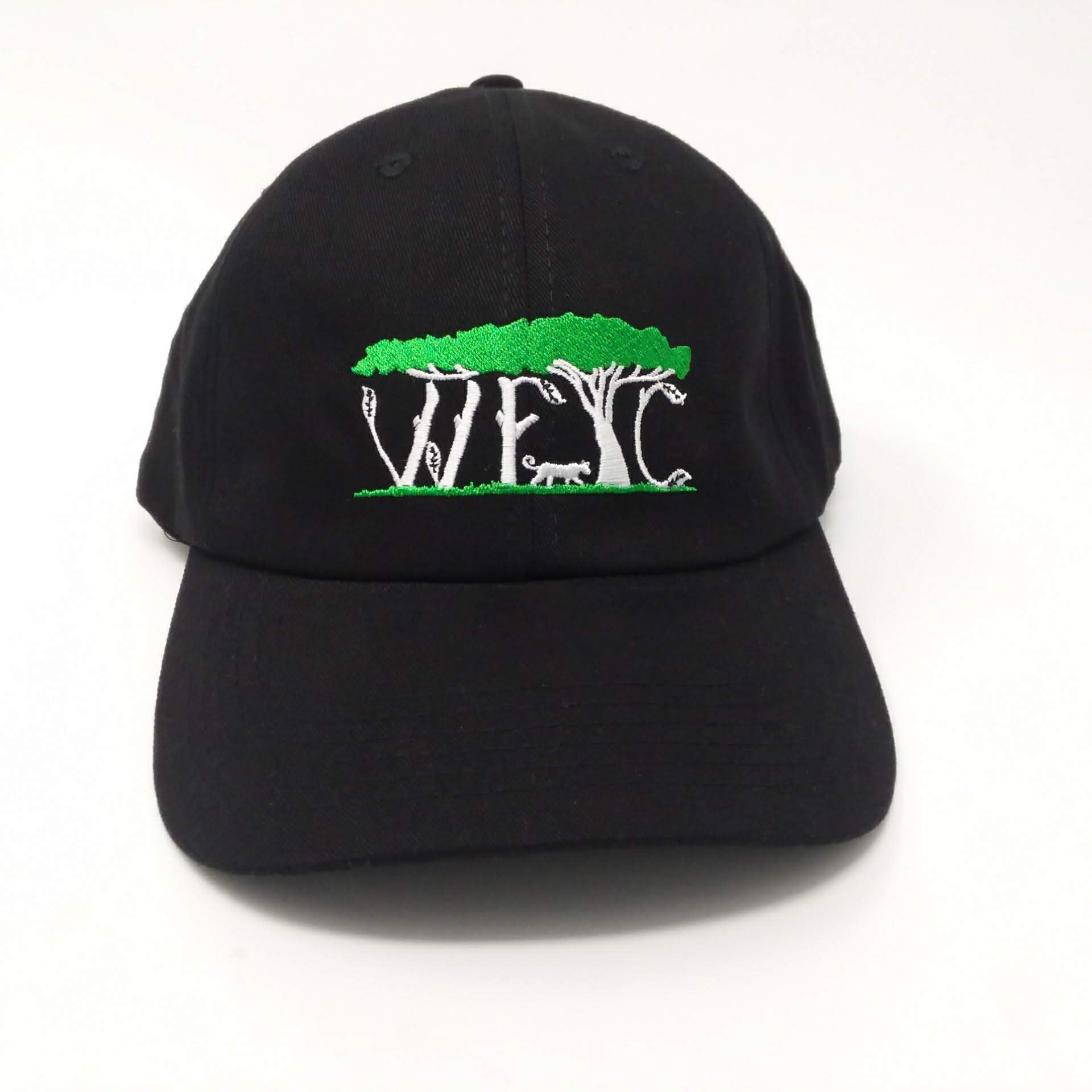 """Win For The Culture"" Dad Hat (Black)"