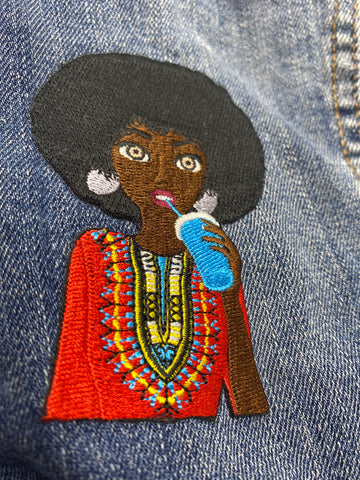 """Minding My Business"" Patch"