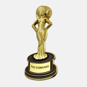 """The Standard"" Pin"