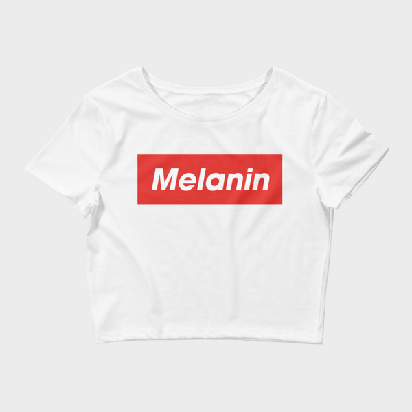 Melanin Crop Top