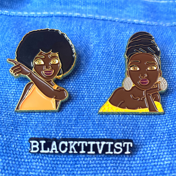 """Unapologetic"" Pin Set (3)"