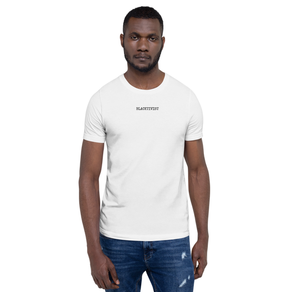 Blacktivist Short-Sleeve Unisex T-Shirt
