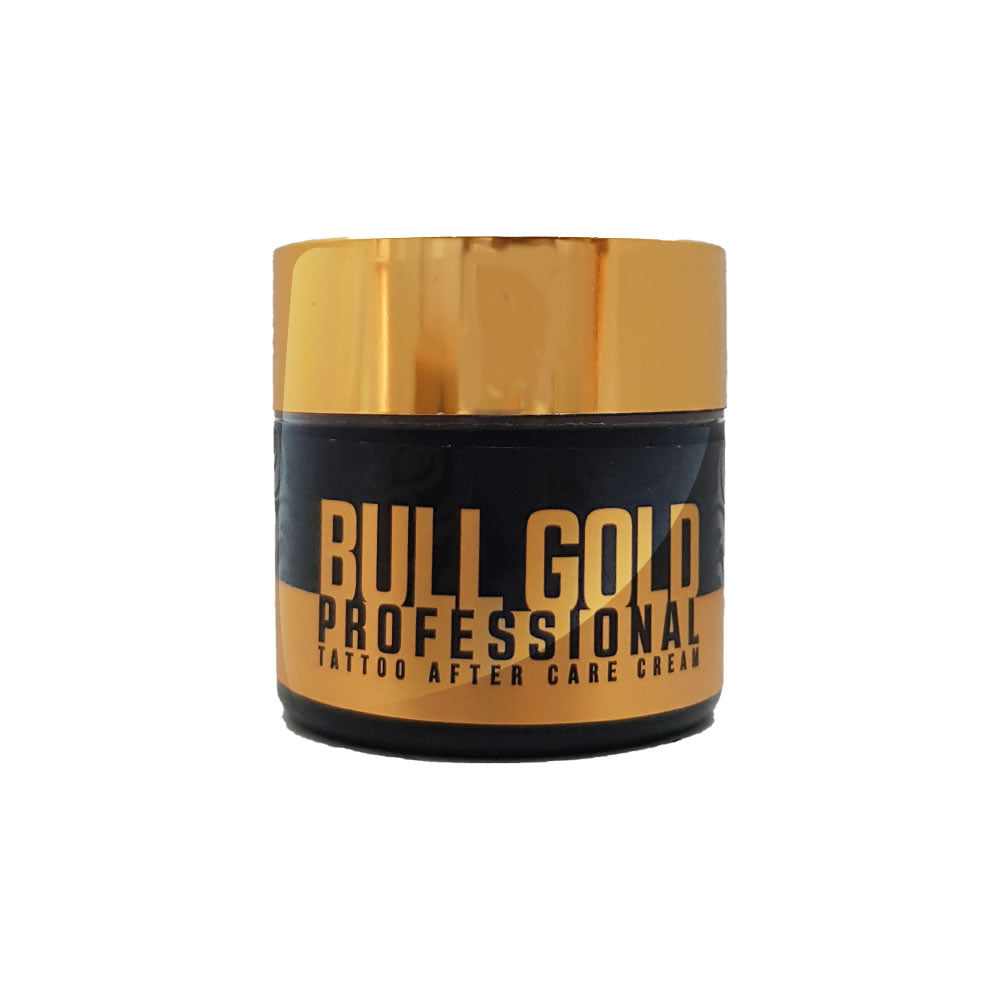Bull Gold Tattoo Aftercare Cream