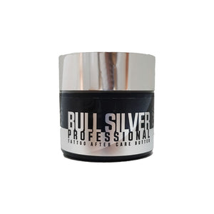 Bull Silver Professional Tattoo Aftercare Butter