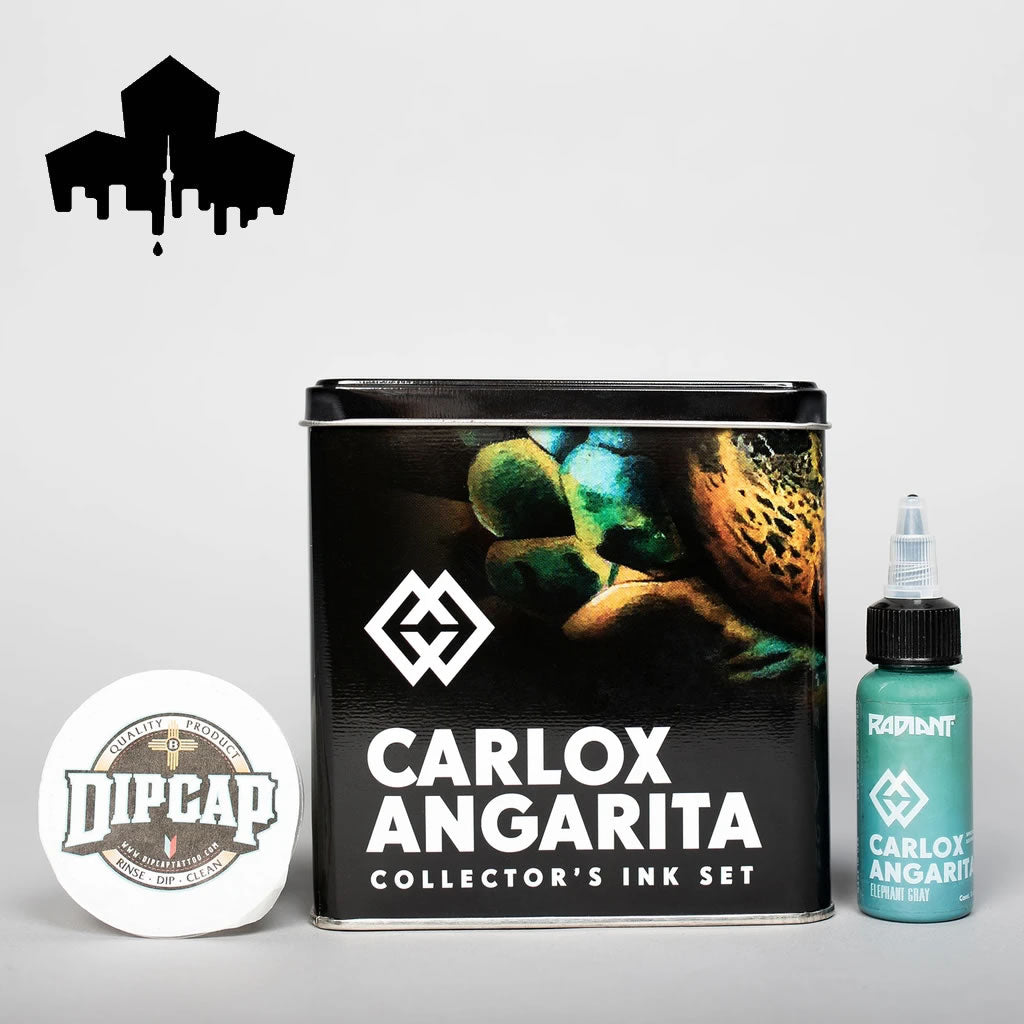Radiant Carlox Angarita Collector's Ink Set