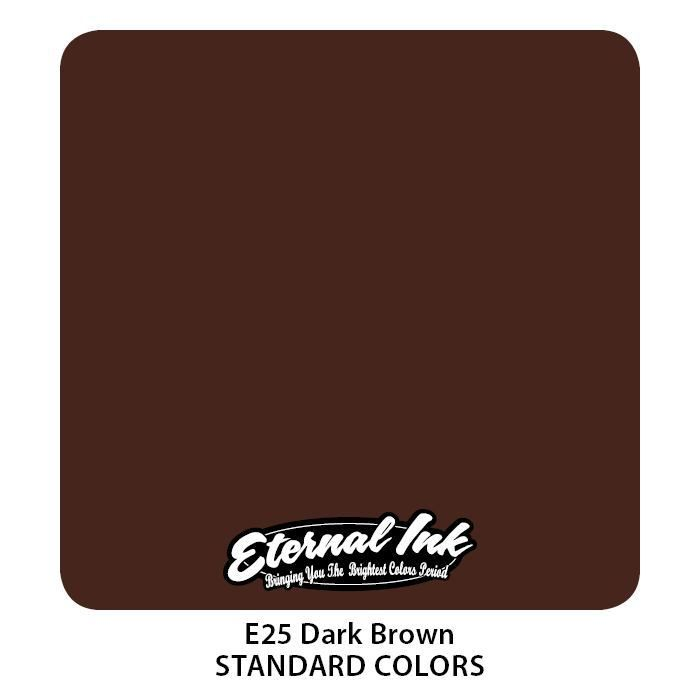 Eternal Ink Dark Brown Canada
