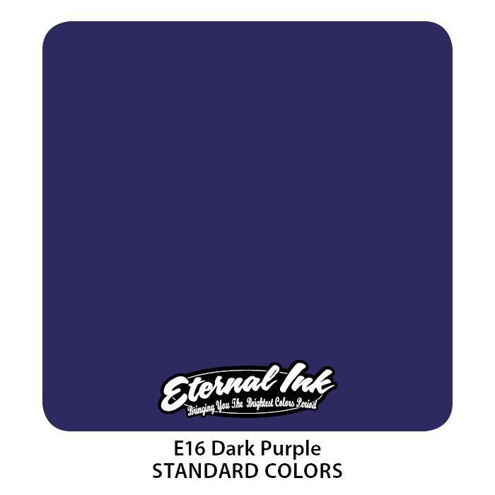 Eternal Ink Dark Purple Canada