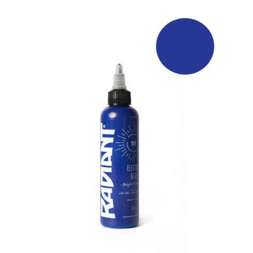 Radiant Electric Blue 1 oz tattoo ink