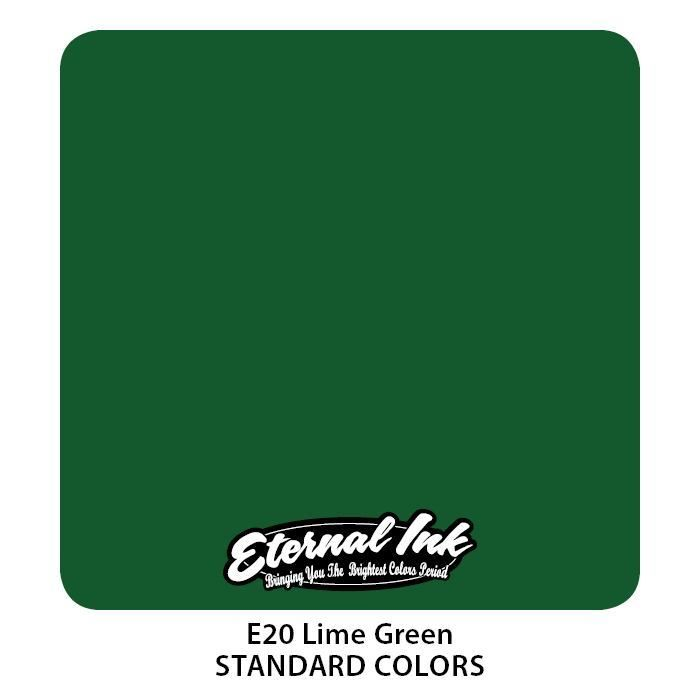 Eternal Ink Lime Green Canada