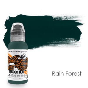World Famous Ink Rain Forest