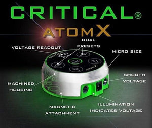 Critical Atom X Power Supply Regina
