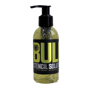 Bull Premium Stencil Solution Yellow