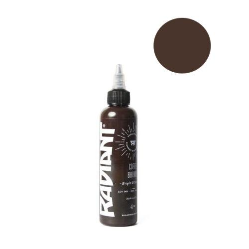Radiant Coffee Brown  1 oz tattoo ink