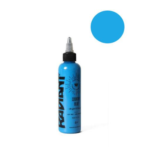 Radiant Country Blue 1 oz tattoo ink