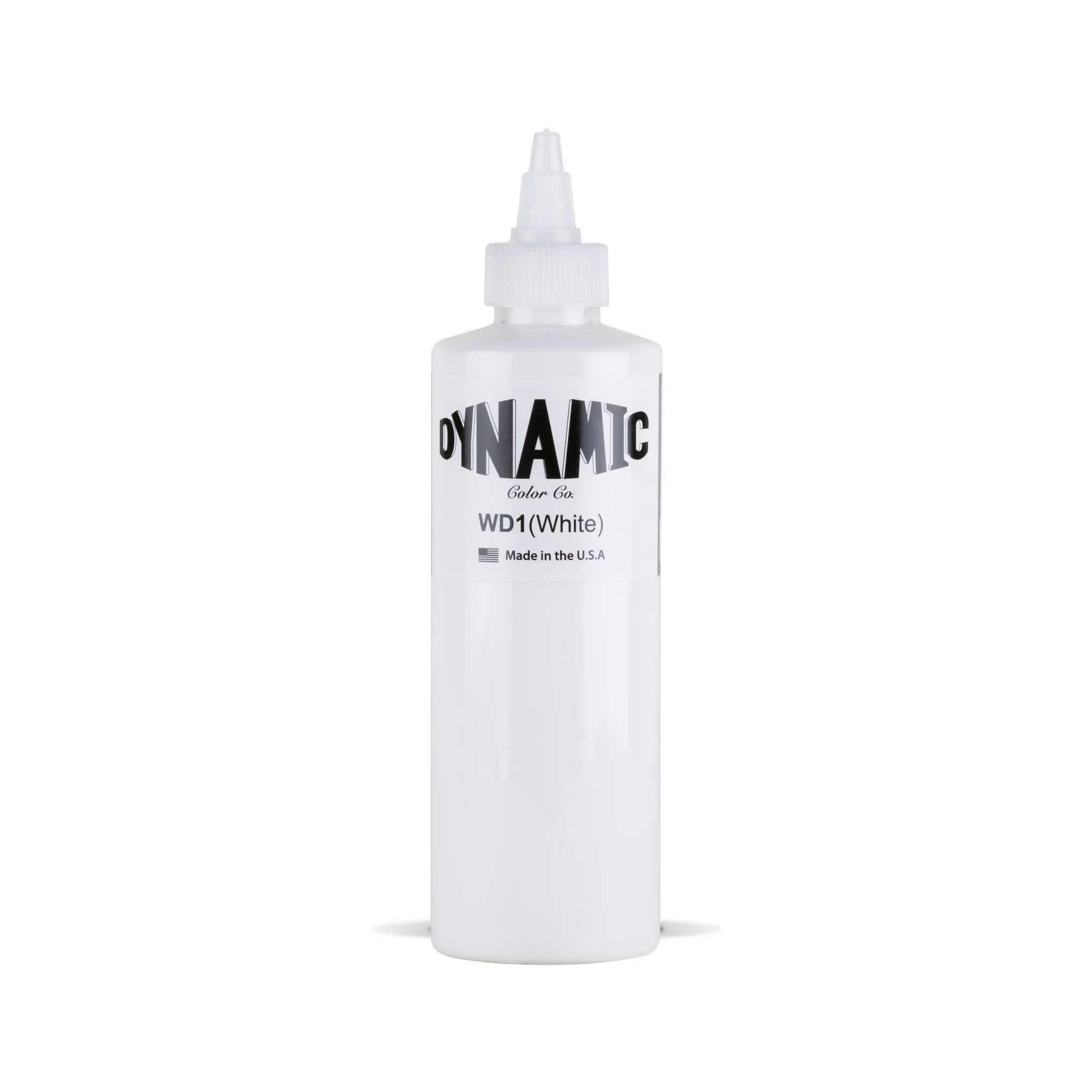 Dynamic White Ink - 8 OZ / 240 ML