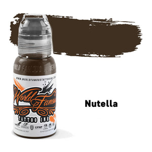 World Famous Ink Nutella