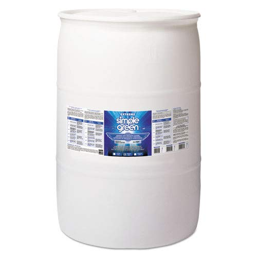 simple green Extreme Aircraft & Precision Equipment Cleaner, 55 Gal Drum, Neutral Scent - Includes one 55-gallon drum.