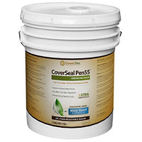 CoverSeal PEN55 Clear Fluoropolymer Sealer, Penetrating Oil and Stain Resistant (5 Gal)