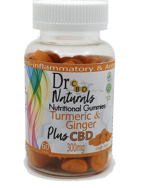 Nutritionals Turmeric and Ginger 300mg
