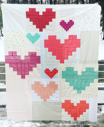 Heart Huddle Quilt