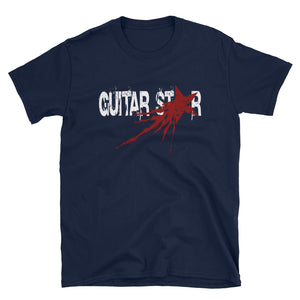 The Shooting Guitar Star T-Shirt