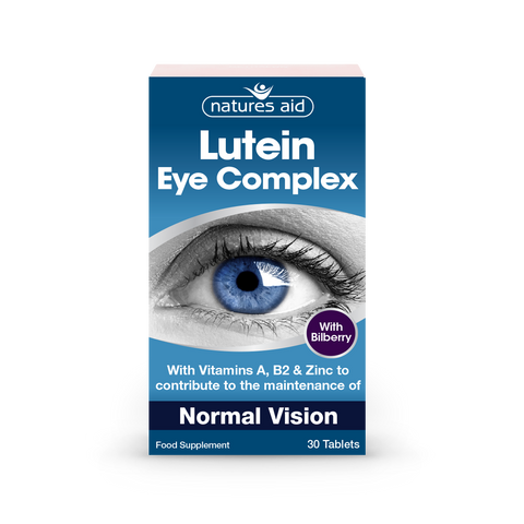 Natures Aid Lutein Eye complex N30