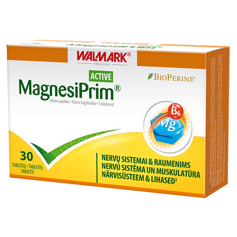 MagnesiPrim ACTIVE N30