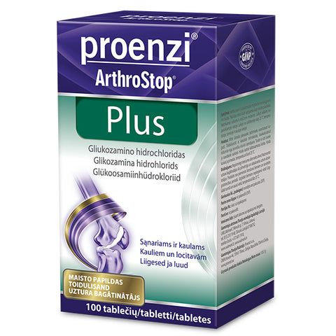 Proenzi ArthroStop Plus N100