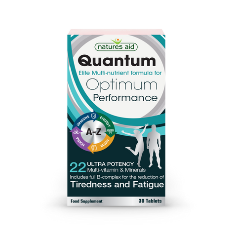 Natures Aid Quantum Elite Multi-nutrient formula N30