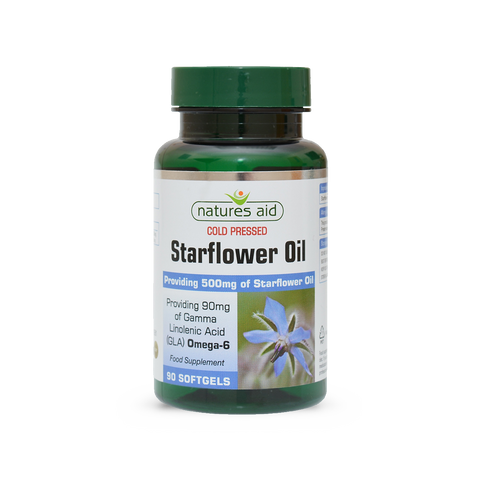 Natures Aid Starflower Oil 500 mg