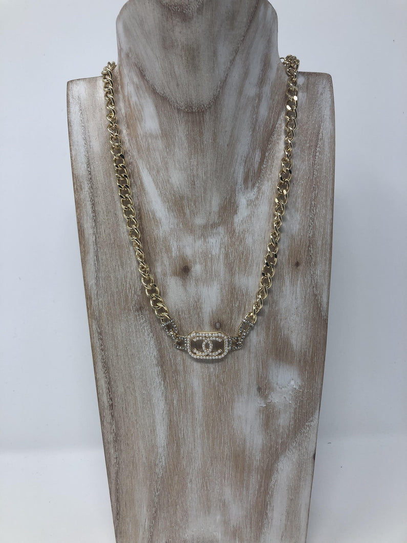 Chanel Chain Necklace-Fi&Co Boutique