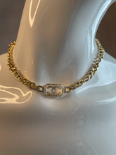 Load image into Gallery viewer, Designer Inspired Choker with Pearl Detail-Fi&Co Boutique