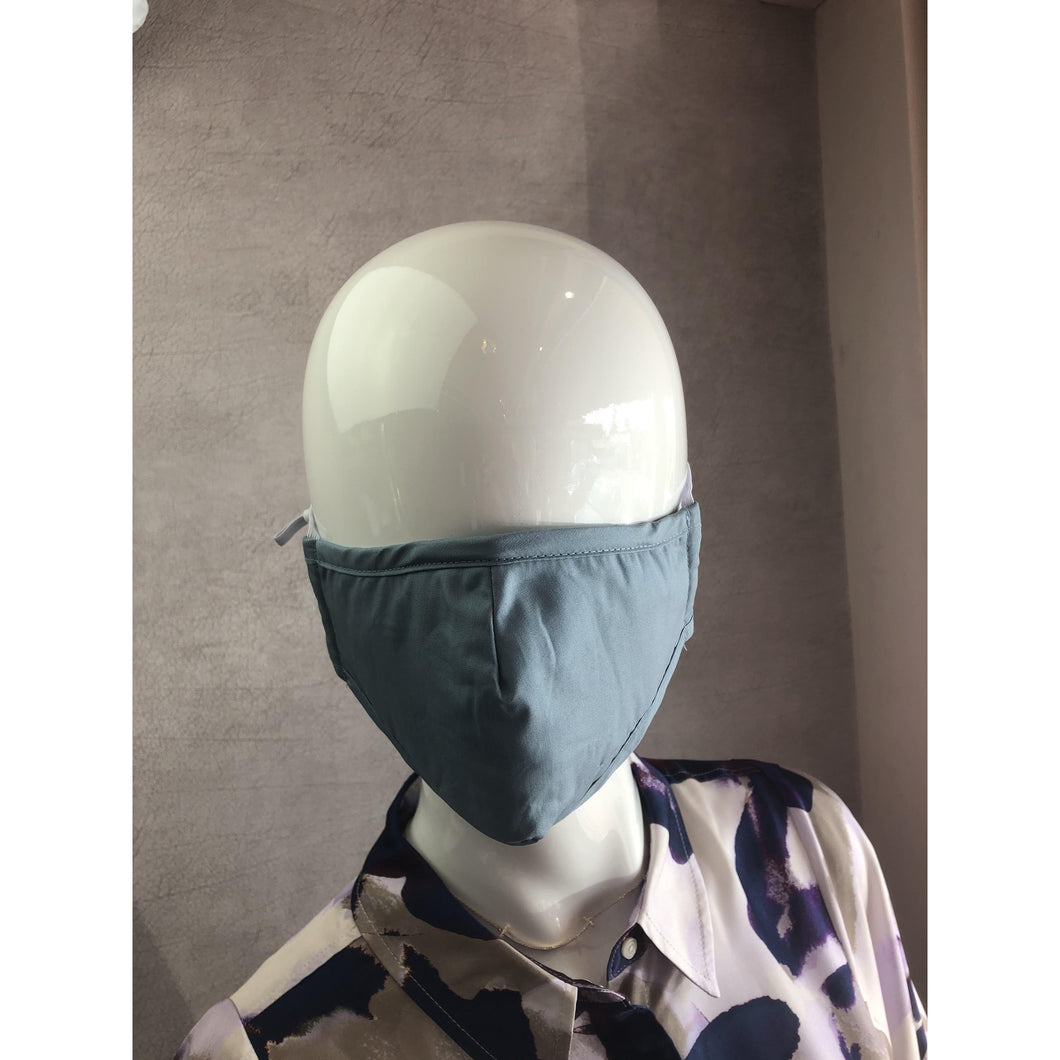 Face Mask Blue Barrier-Fi&Co Boutique