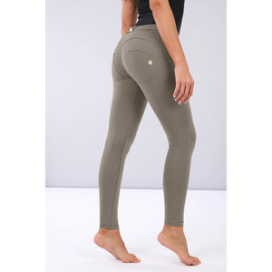 Freddy WR.UP KHAKI GREEN SKINNY MID-RISE-Khaki Green-Fi&Co Boutique