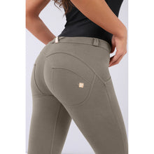 Load image into Gallery viewer, Freddy WR.UP KHAKI GREEN SKINNY MID-RISE-Khaki Green-Fi&Co Boutique