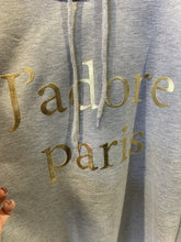 Load image into Gallery viewer, Inseason J'adore Paris Tracksuit-Grey-Fi&Co Boutique