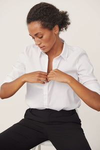 Part Two Bimini Shirt-Pale White-Fi&Co Boutique