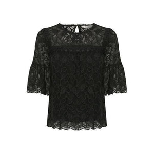 Part Two Vivi Top-Black-Fi&Co Boutique