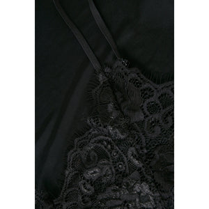 Soaked in Luxury SL Clara Strapdress-Black-Fi&Co Boutique