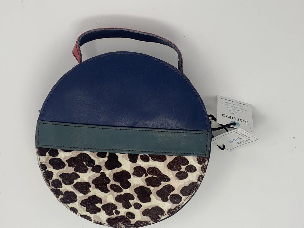 Soruka Leather Hera Print Bag-Fi&Co Boutique