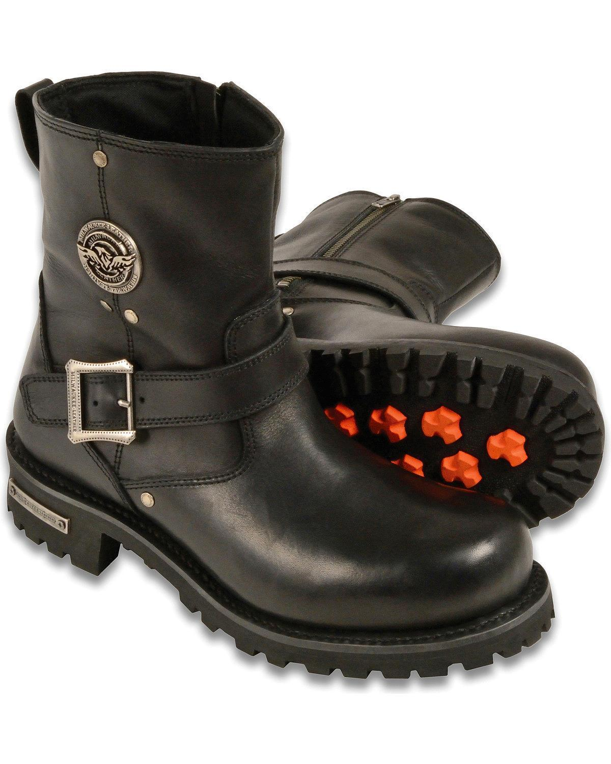 2b710c87a88 Motorcycle Engineer Boots - Free Shipping - motorcyclecenter