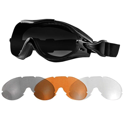 Bobster Phoenix Over The Glass Interchangeable Goggle
